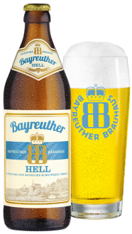 Новинка из Баварии - Bayreuther Hell