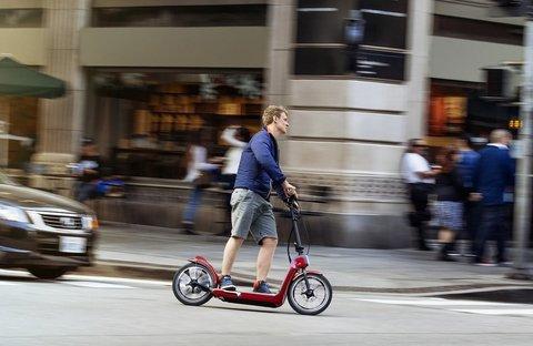 Как выбрать электросамокат для передвижения по городу?