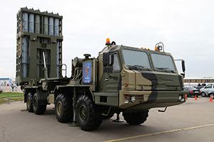 С-350 «Витязь» на защите рубежей
