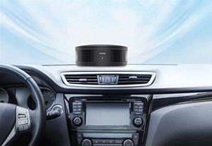 Xiaomi запустила рекламу автомобильного очистителя воздуха