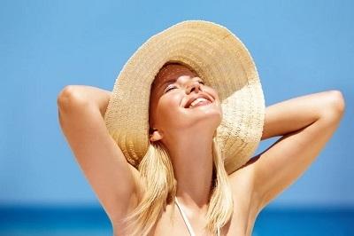 Как ухаживать за кожей летом. Полезные советы.