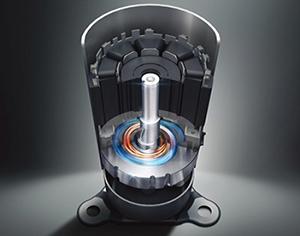 LG Electronics: новый компрессор R1 – отраслевой технический прорыв