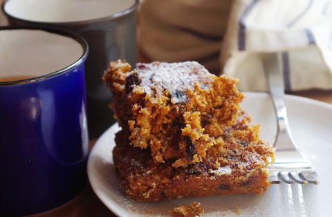 Морковный постный пирог + подборка постных рецептов
