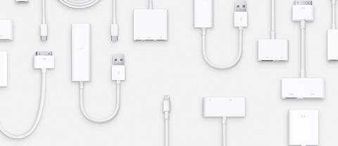 Обзор Apple Lightning to USB Camera Adapter