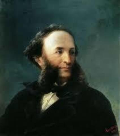 Ivan Aivazovsky Exhibition in the Tretyakov Gallery