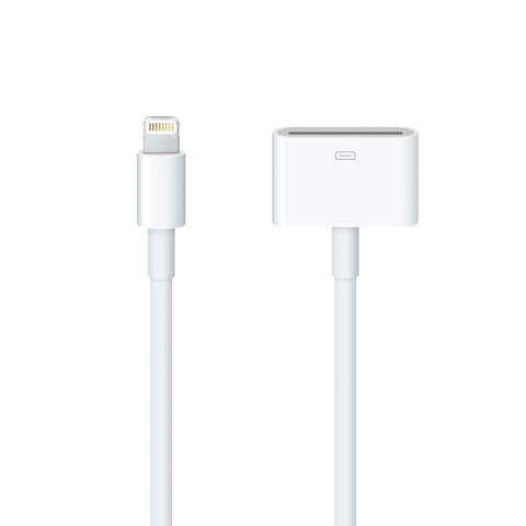 Обзор Apple Lightning to 30-pin Adapter