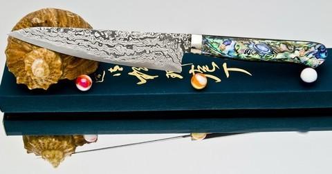 Преимущества ножей от Hiroo Itou