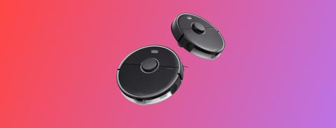 Новые умные пылесосы Roborock S5 Max и S6