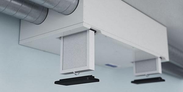 Komfovent представила квартирную вентустановку Domekt_CF_150F