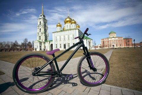 Дешевые доработки велосипеда