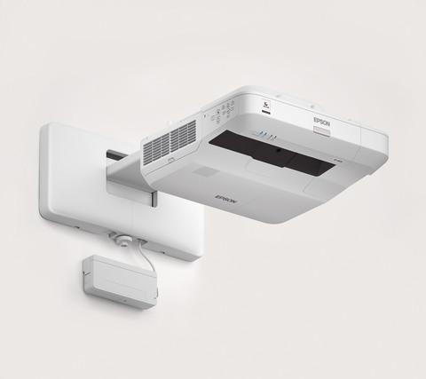 Epson бросает вызов интерактивным панелям для офиса