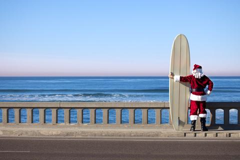 Гид по новогодним подаркам для сёрферов