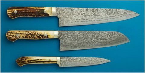 История производителя ножей Hiroo Itou