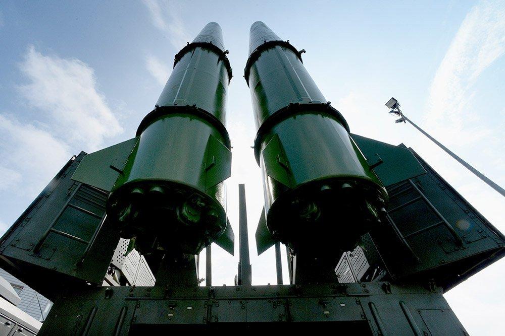 «Искандеры» найдут и уничтожат морские цели