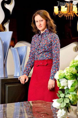 Наталья Воротникова в