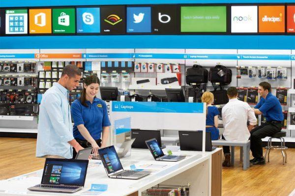 Продажи компьютеров увеличились впервые за шесть лет