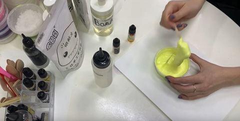 Как сделать слайм, ориджинал(original slime)