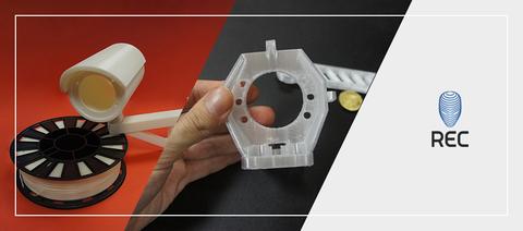 Встречайте! Новые материалы ASA ETERNAL и PETG RELAX от компании REC3D!