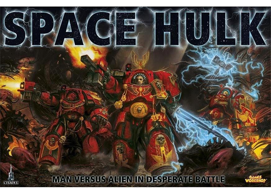 Начало предзаказа Space Hulk!