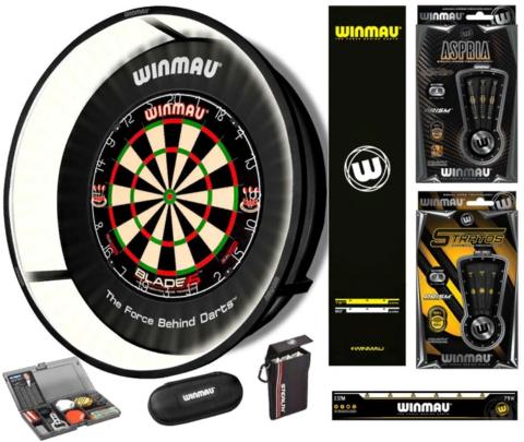 Комплект дартс Winmau Ultimate