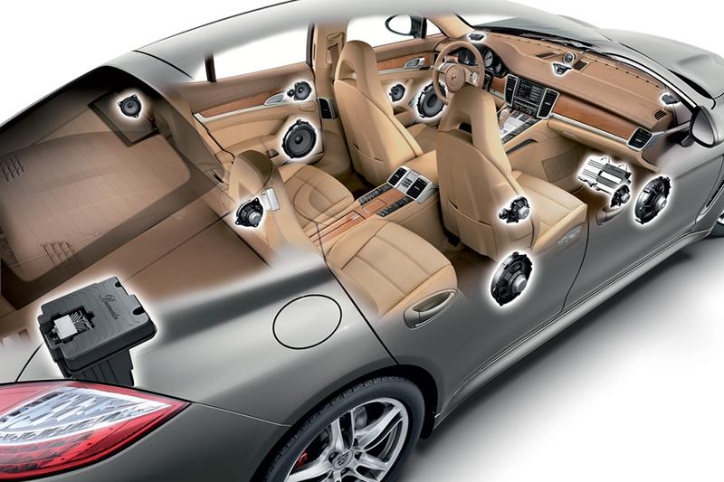 Люксовому автомобилю - люксовую аудиосистему