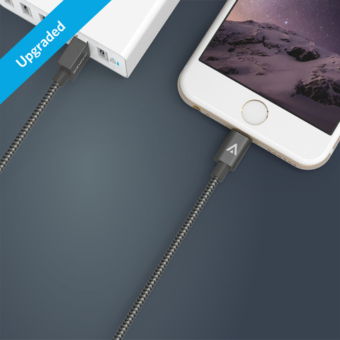 Обзор Anker PowerLine+ Lightning to USB