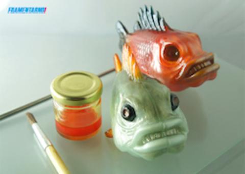 Долой монотонность! Используем цветные лаки для ручной окраски изделий.