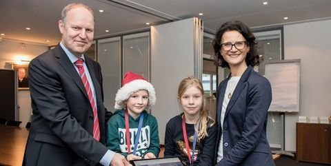 """Digital School 2020"": Webasto Supports the 'an der Würm' Elementary School in Stockdorf"