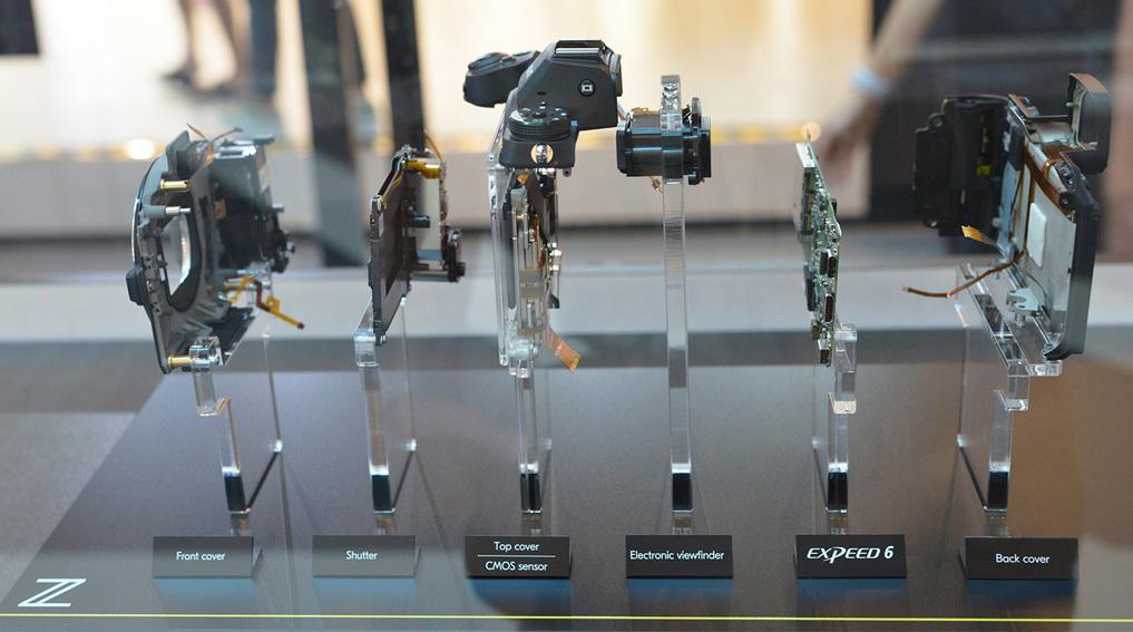 Nikon готовит беззеркальные DX-камеры