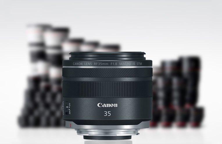 Canon не выпустит новые EF объективы в 2019