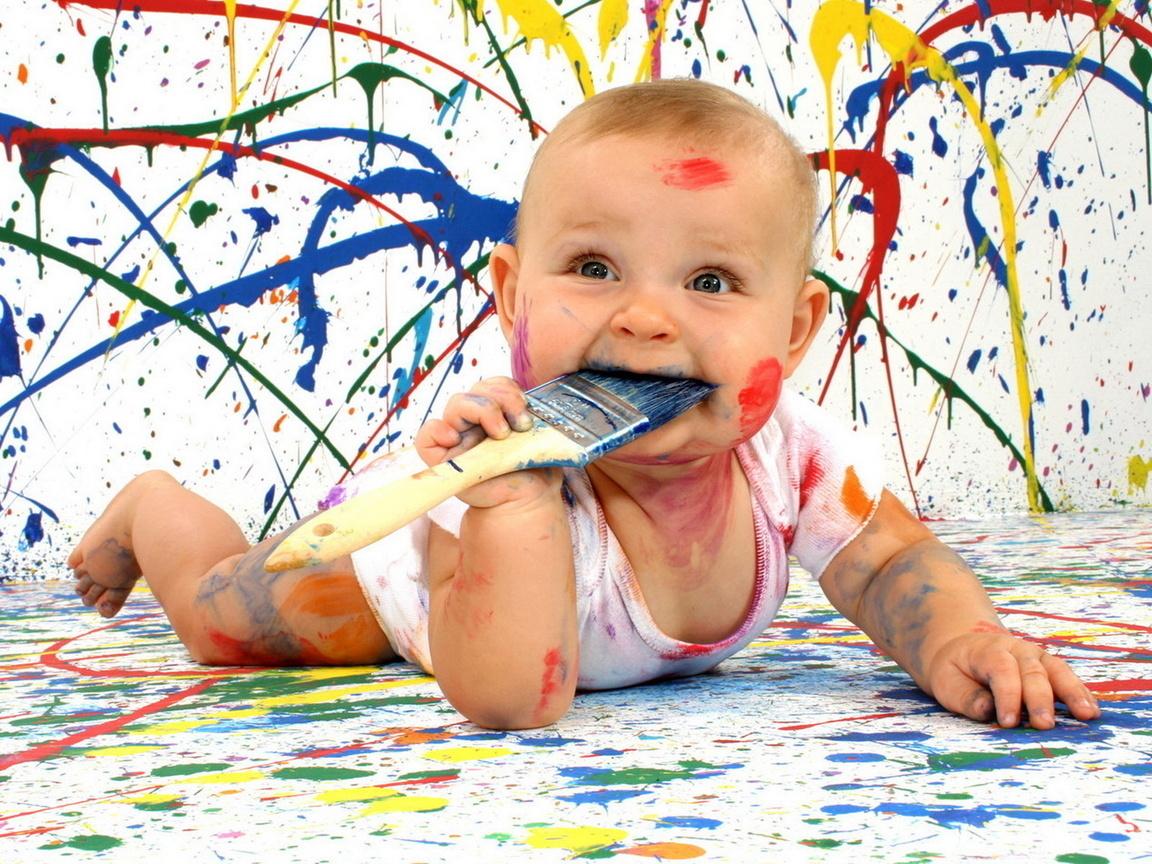 Как развить у ребенка творческое мышление