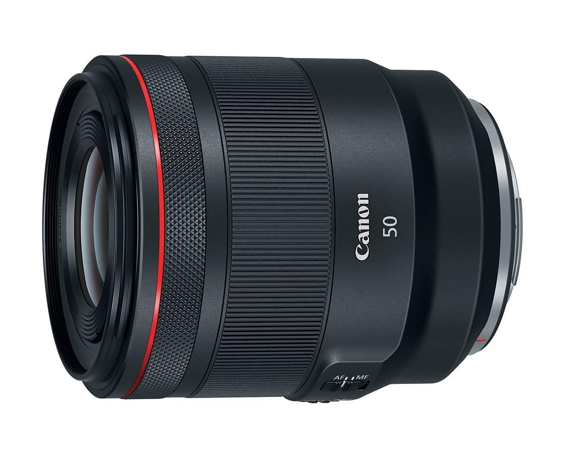 Слухи. Canon готовит RF 24mm f1.2L и RF 85mm f1.2L