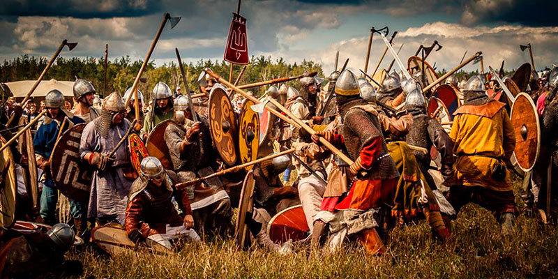 XI Фестиваль исторических клубов «Воиново поле»