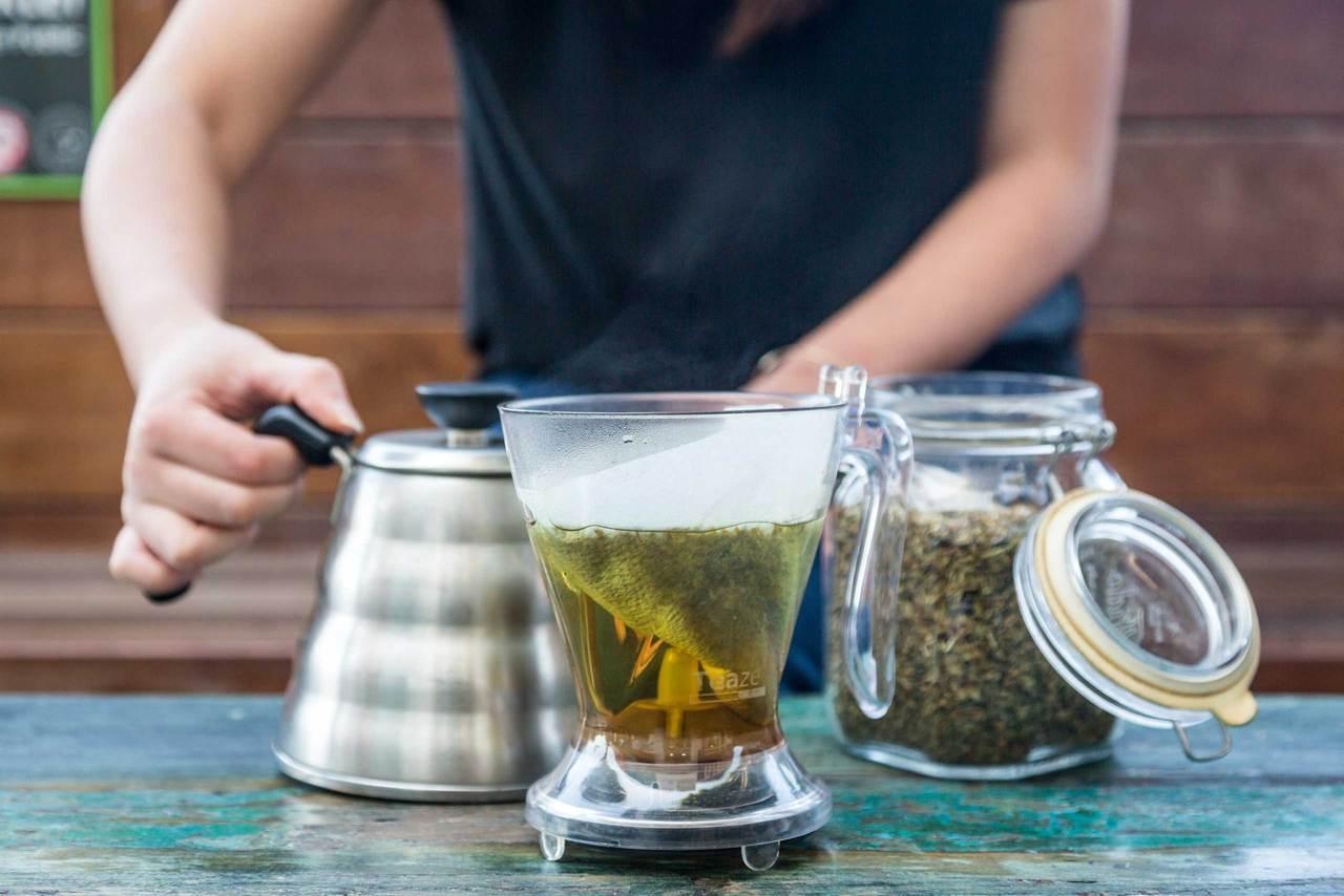 Завариваем чай правильно!
