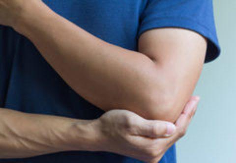BLACKROLL® проти ліктьового болю