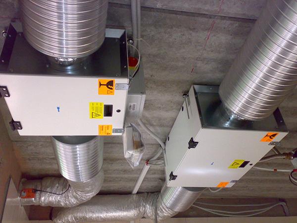 Вентиляция в коттедже – борьба отопления с проветриванием