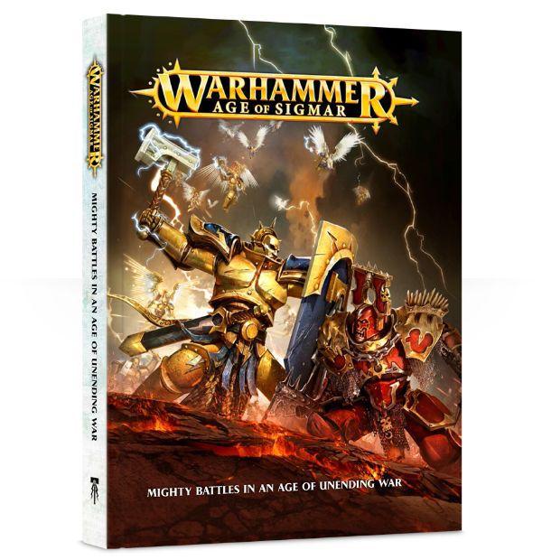 Новинки для Warhammer Age of Sigmar!