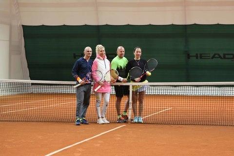 Компания TRIF приняла участие в благотворительном теннисном турнире «Времена года»