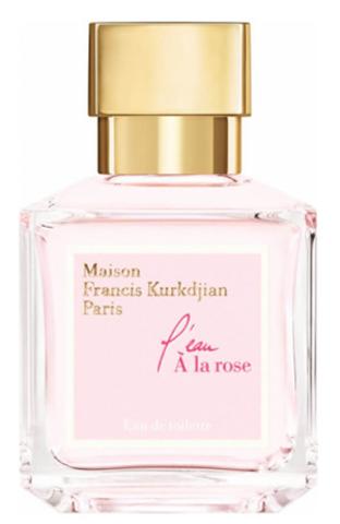 "Maison Francis Kurkdjian ""L'eau A la Rose"" – новинка!"