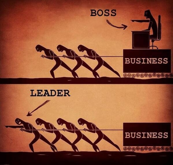 Компаниям нужны лидеры нового типа.