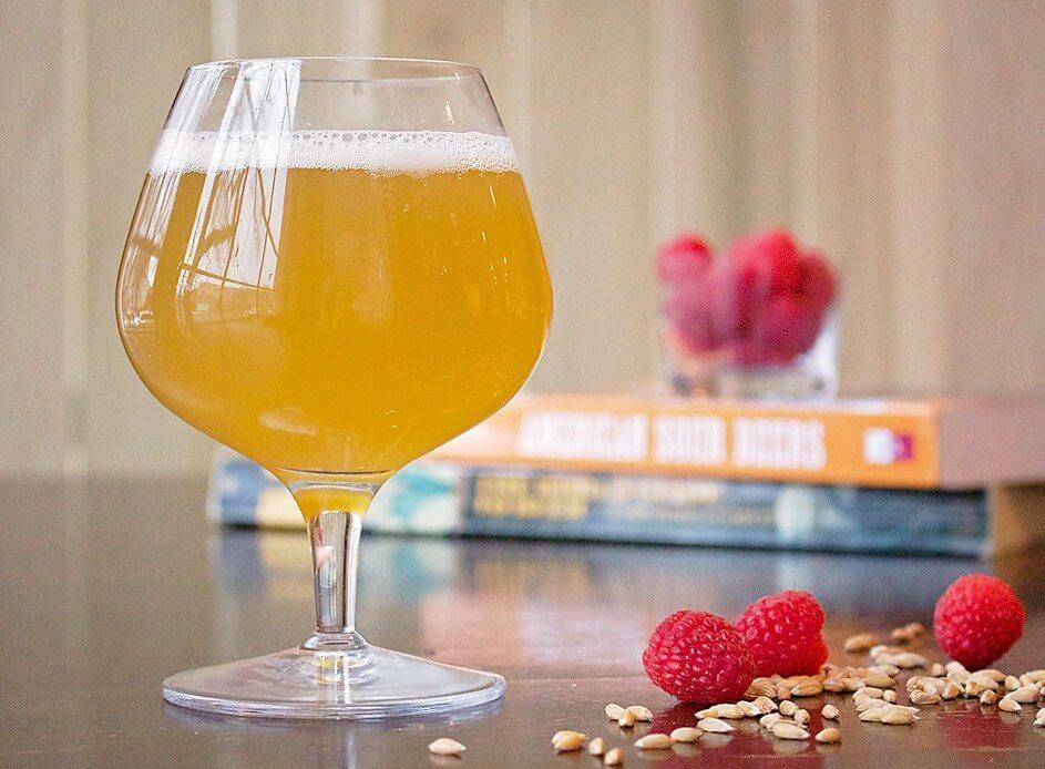 Пиво с ягодами