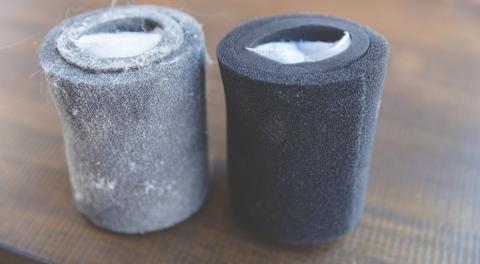 Зачем менять фильтр в пылесосе? И как?