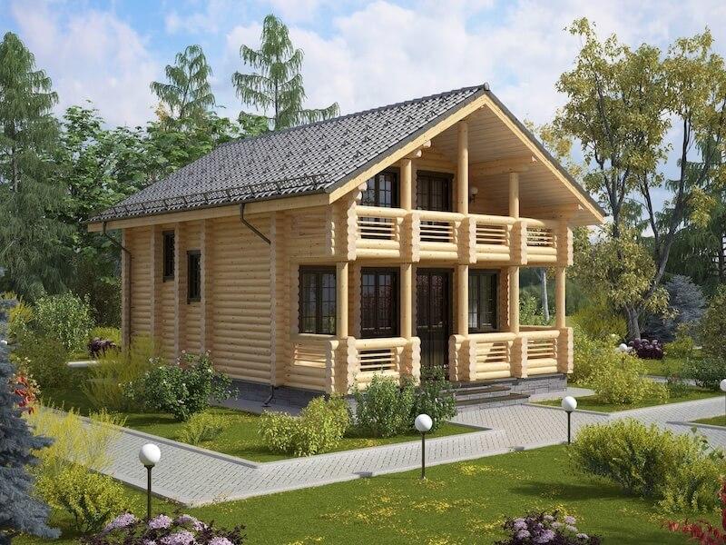 Виды загородного жилья