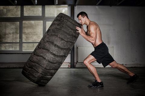 57 кроссфит-тренировок без тренажеров
