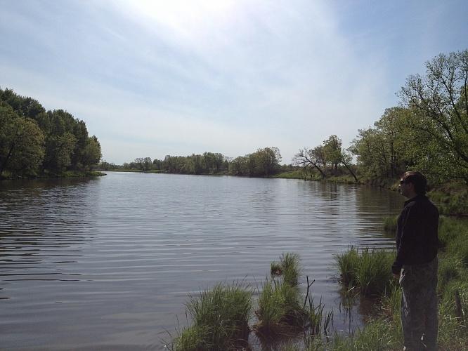 Рыбалка на Разбое