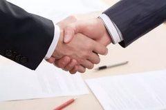 Заключен договор с администрацией МО Страховское
