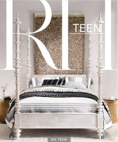 Каталог Restoration Hardware Teen
