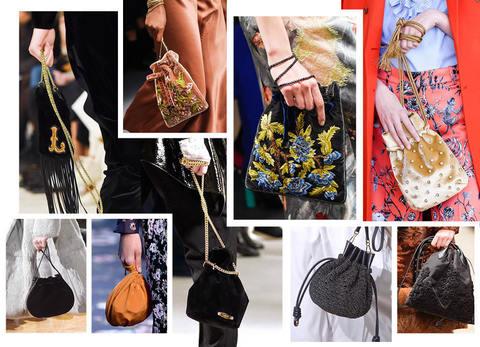 Какие сумки в моде осенью 2017?