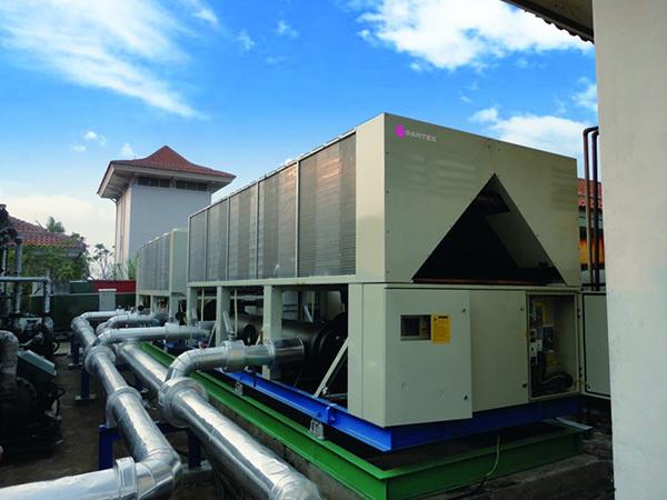 Модульные чиллеры – продукт конкуренции климатических систем