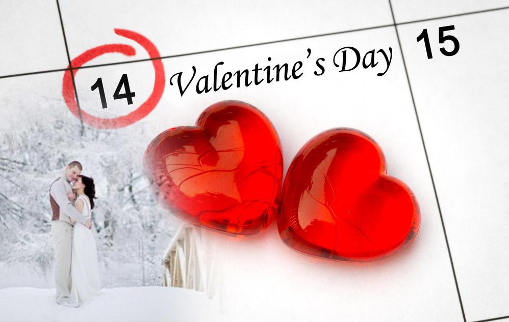 Подарки на день всех влюбленных!